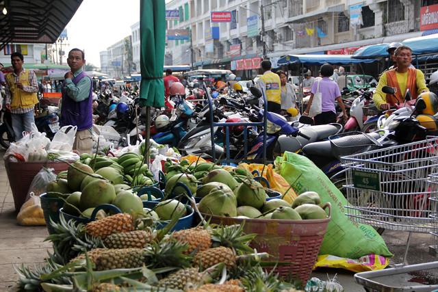 Maharaj Market - Krabi, Thailand