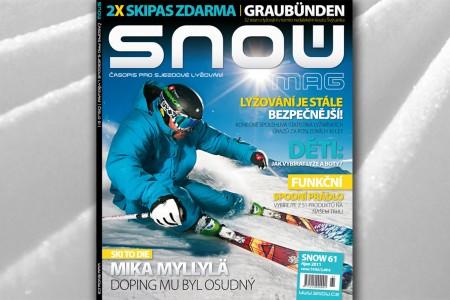 SNOW 61 - říjen 2011
