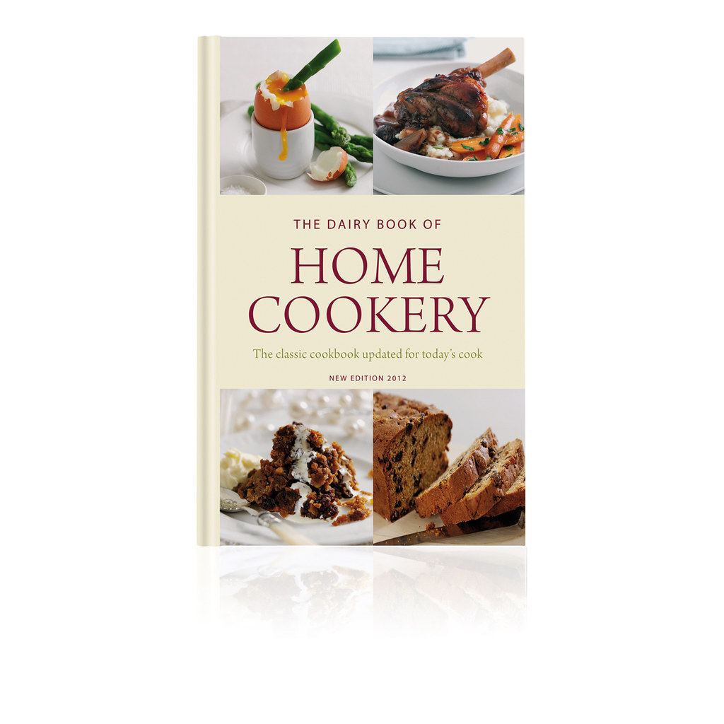 Dairy Book of Home Cookery cover