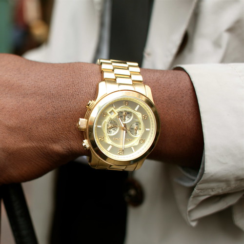 michael kors mens watch
