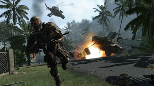 Crysis To Make Its Way To Consoles On October 4