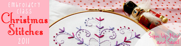 Christmas Stitches