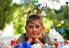 Hakuna matata [EXPLORE Sep 26, 2011 #171] (dClaudio [homofugit]) Tags: portrait outside nikon colours bokeh posing d90 mygearandme ringexcellence musictomyeyeslevel1