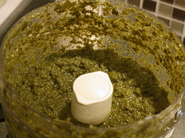 Pureed Greens