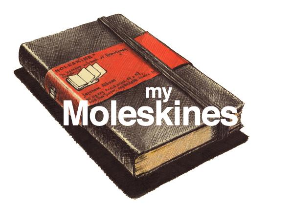 Oh yea Moleskines