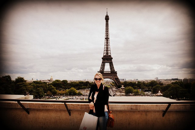 eiffel tower paris - me