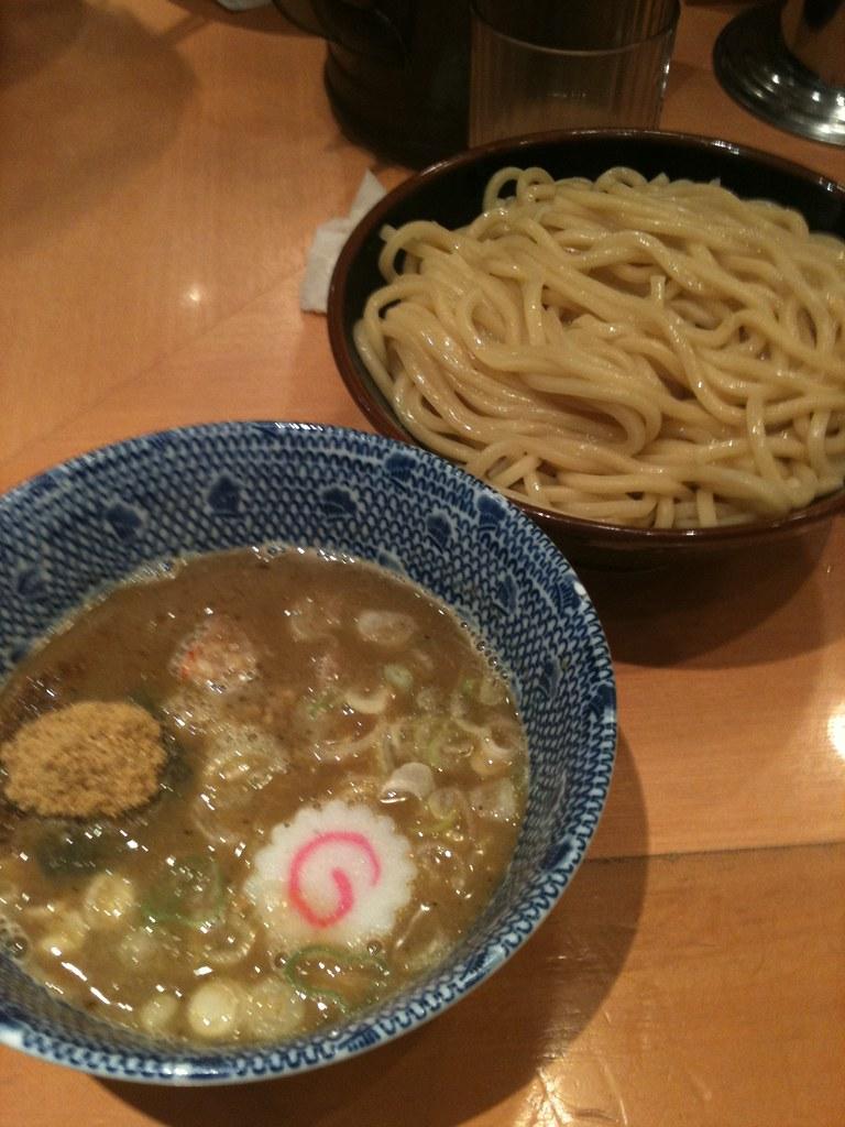 つけ麺 Tsukemen (Dipping Style Ramen)