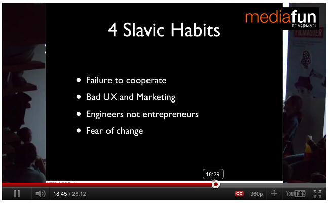 Failure to cooperate, bad UX and marketing, engineers instead of entrepreneurs, and fear of change.