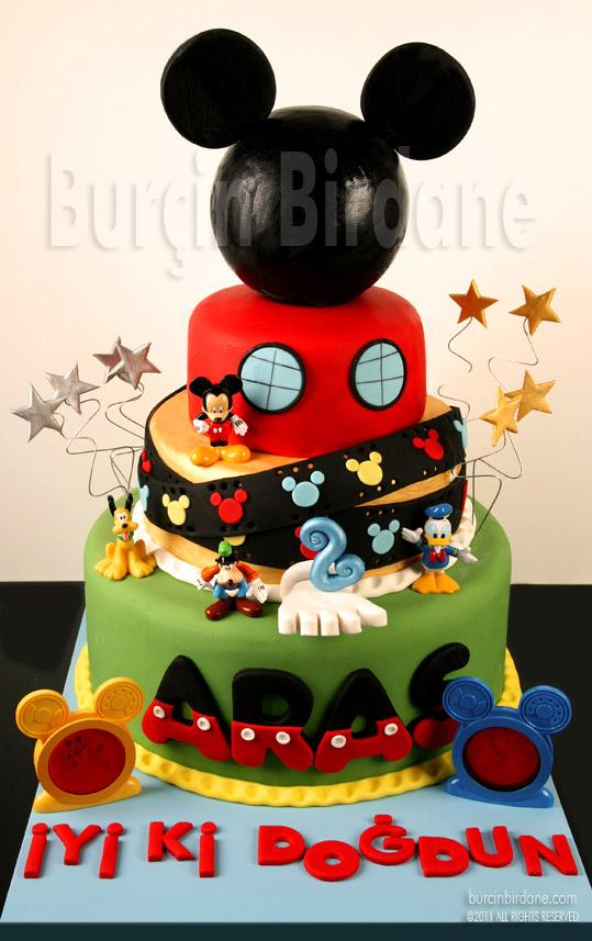 Mickey Mouse Pastasi