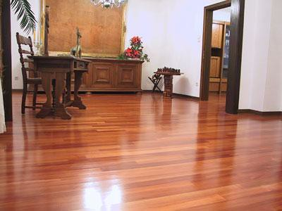 MAINTENANCE OF WOODEN FLOOR