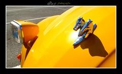 Citroën 2CV (Alberto Jiménez Rey) Tags: detalle macro up car yellow metal close citroën amarillo alberto coche rey 2cv antiguo clasico jimenez antigüedad albjr albjr7