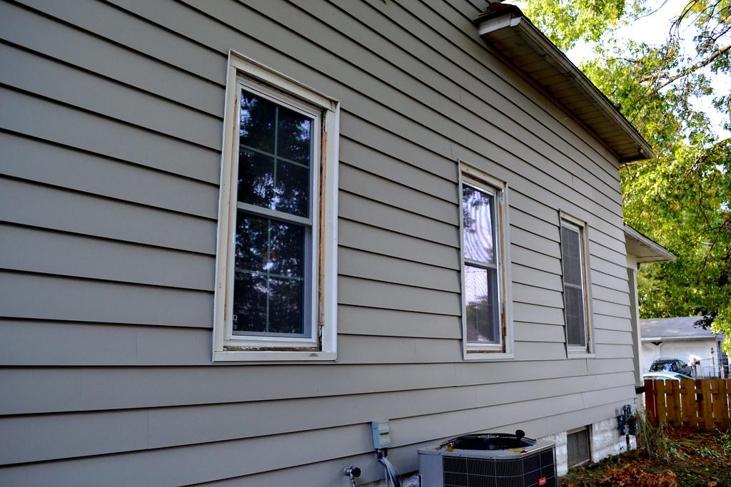 House Painting Progress Newlywoodwards