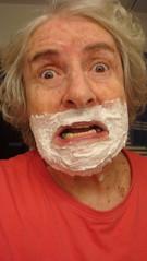 Shaving, me???