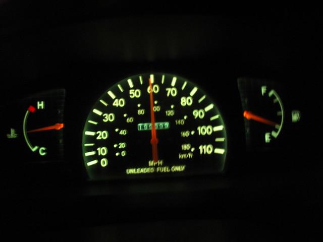 toyota tacoma 1995 stillgoing 200000miles