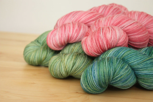 Phydeaux yarn preview:  one of a kinds