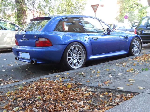 BMW M Coupe or BMW Z3 Coupe?