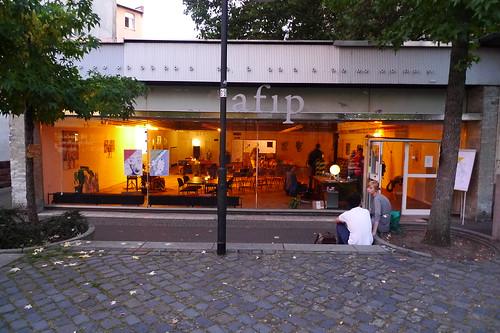 AFIP - Akademie für interdisziplinäre Prozesse in Offenbach September 2011