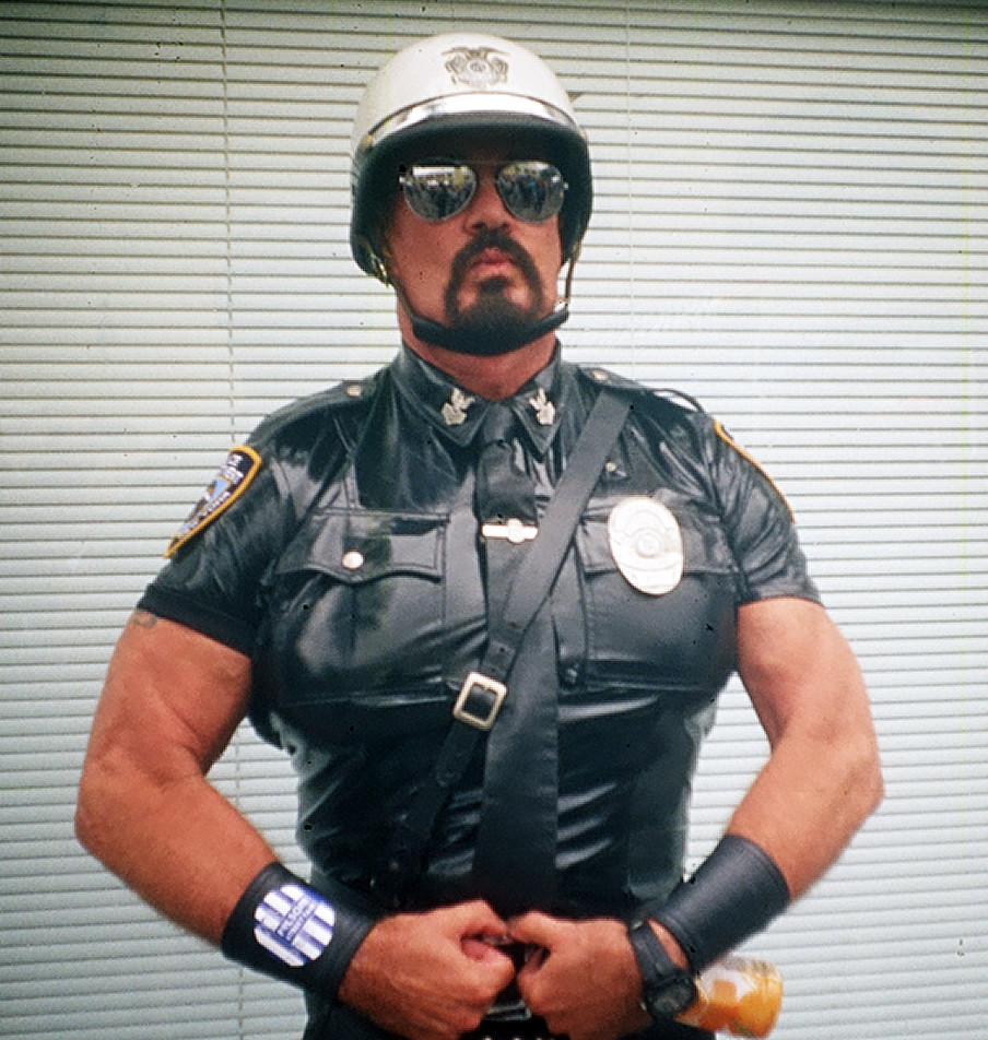 image Muscular black cops gay prostitution sting
