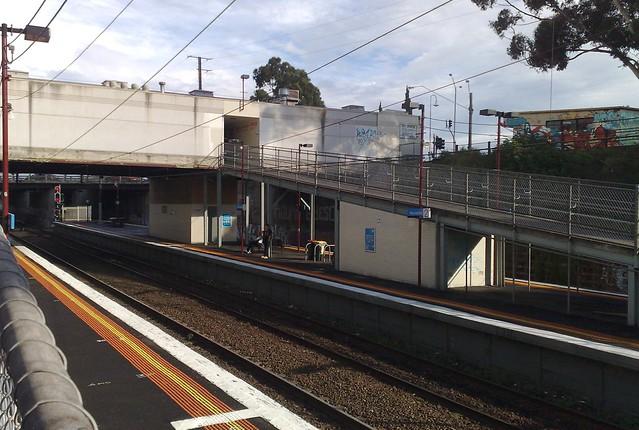 Moorabbin station