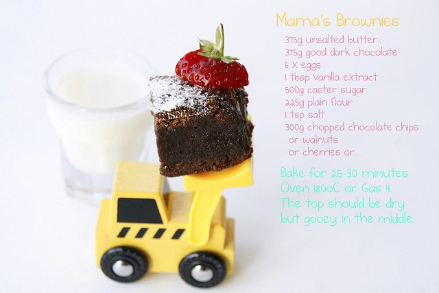Mama's Brownies