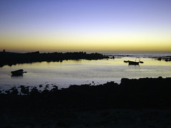 7 (Capture With Dave) Tags: africa blue sunset colour beach gold postcard fishingboat westcoast vredenburg westerncape saldanha weskus suidafrika visboot weskaap westcape