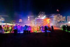 Nuit Blanche 2011-9395 (Ping Foo) Tags: city toronto square hall nathan phillips tokina pro natalie blanche nuit scotiabank atx usman flightpath haque jeremijenko 2011 1116mm d300s