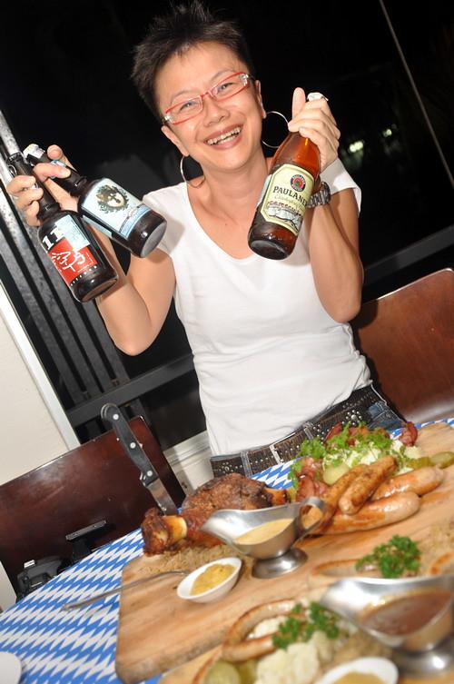 shirley food beer