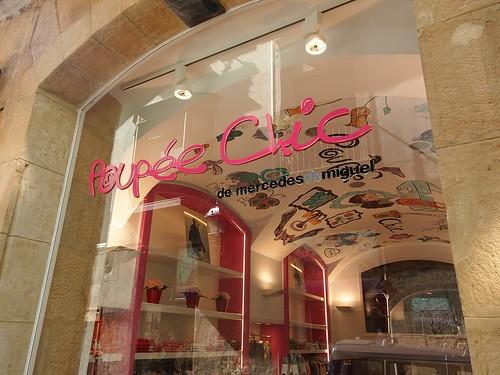 reforma interior de local comercial para tienda Poupee Chic, Mercedes de Miguel - Bilbao 07