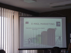 E-mail marketing graph