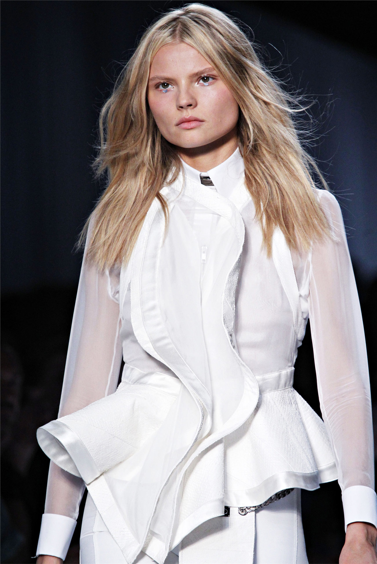 Givenchy Spring Summer 2012 Ready-to-wear Details