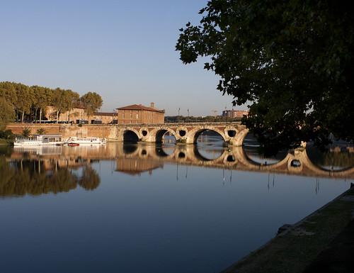Le pont Neuf vu depuis le quai de Tounis, immuable