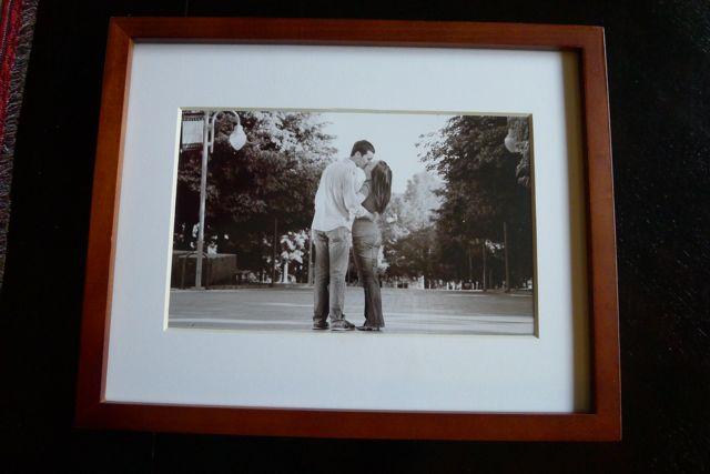 Framed Photo