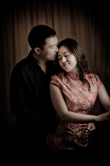 [Free Images] People, Couple, People - Eyes closed, Malaysian People, Cuddle Close Together, People - Two Persons ID:201110091800