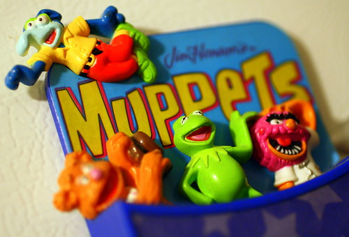 [277/365] Muppets by goaliej54
