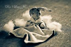 Don't leave me (Caroline..R) Tags: enfance