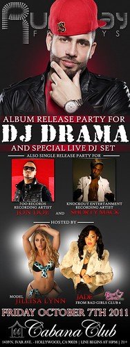 RUNWAY| Album Release Party 4 DJ DRAMA; Dj Drama Dj'ing Live & MORE by VVKPhoto