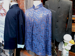 PA050056 (Candy in Portland) Tags: street shanghai jingantemple clothingshop tianzifang