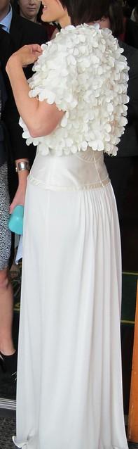 Bride, cropped