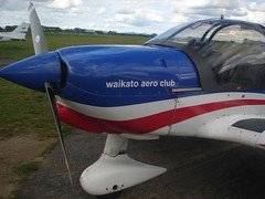 ZK-WCD - waikato aero club (DeeKnow) Tags: robin flying flight alpha 2160