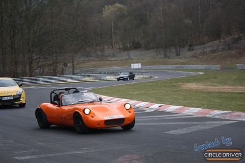 Fury at the Nurburgring
