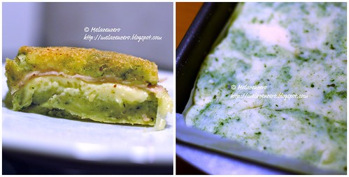 gateau di spinaci