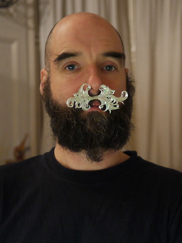 Baroque Moustache