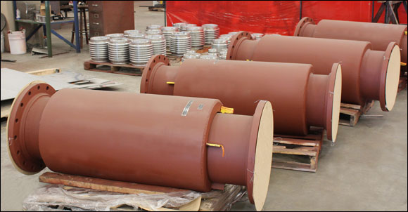 "16"" Diameter Externally Pressurized Expansion Joints"