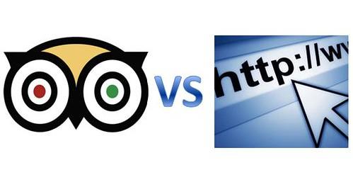 tripadvisor vs web
