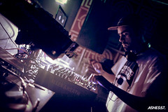 Oneman at Dollop, Stealth, Nottingham (Ashes 57) Tags: nottingham stealth loefah dollop oneman onemanstealth