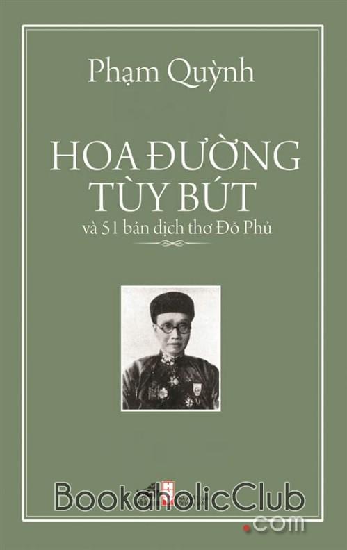 Hoa Duong tuy but