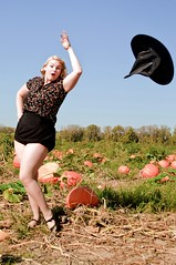 Bewitching (Leah Fauller) Tags: portrait halloween girl model witch pinup