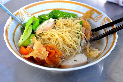 Mi Chay - Vegetarian Vietnamese Noodles