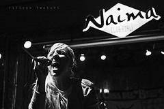Charleston al Naima (Filippo Venturi) Tags: blackandwhite woman white black girl donna women concerto charleston donne biancoenero ragazza naima forlì ragazze