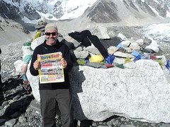 Tom, our Production Manager (BuyandSell.ie) Tags: ireland tom trek paper hiking altitude basecamp newsprint mounteverest 2011 productionmanager buyandsell buysell charitytrek irishcompany buyandselldotie